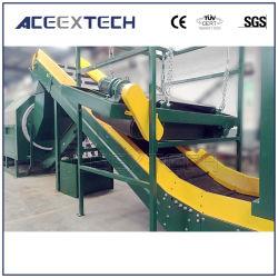 プラスチックScrapかTrash/Waste Recycling Crushing Washing Machinery/Production