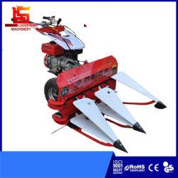 Récolteuse agricole petite machine de récolte de riz de Blé Soja Mini Reaper Ensileuse Diesel Essence