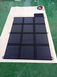 Camping Motorhome Manta Solar exterior 18V Painel Solar Dobrável portátil de lona 250W