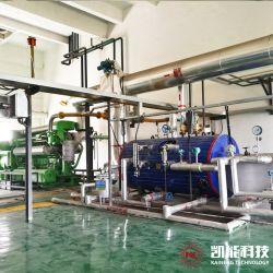 1000kw ~ 3000kw Generador de Biogás Calderas de Calor Residual Calderas de Vapor de Recuperación de Calor de Gases de Combustión