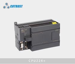PLC compatibile della Siemens 224 del relè del PLC 224+ 14di/10do di Cotrust