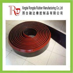 Junta de caucho Sistema Skriting/hoja secundaria de los guardapolvos para Dual-Sided elastómero único