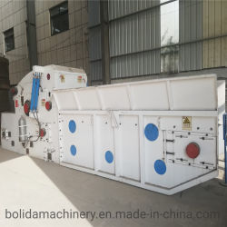 China Venta caliente calidad Super 20 Ton por hora biotrituradora Tambor/Registro de la madera la máquina de mecanizado para hacer patatas fritas