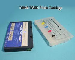 Nachfüllbare Tinten-Kassetten T5852 kompatible Kassette T5846/T557