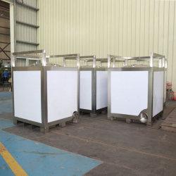 Química Quadrada de Aço Sem água/sumo/Azeite do tanque de armazenamento