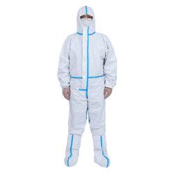 Brand New médicaux jetables Non-Woven Vêtements de protection des vêtements de travail