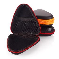 Fidget Spinner estuche de almacenamiento EVA Hard Shell de verificación de los dedos Triángulo Gyro juguete cerrado con cremallera