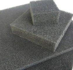 Catalisadores químicos transportadora, material de blindagem eletromagnética cromado de níquel de Espuma