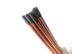 Le lissage de surface métallique rugueux le gougeage des électrodes