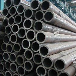 ASTM A53gr. B laminadas en caliente de acero al carbono templado de tubería sin costura