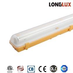 3FT 4FT 5FT luz fluorescente accesorio tapa de plástico