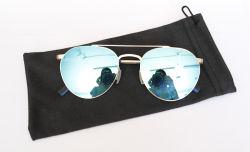 Italia Diseño ultraligero con lente de Nylon Moda Gafas de sol