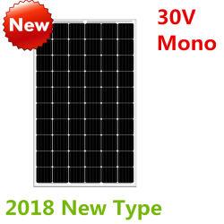Mono 30V PV Panneau solaire 270W-285W tolérance positive