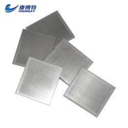 HD17 alliage lourd de la plaque de la tige en alliage de tungstène de feuille