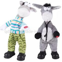 Zusammenwirkendes singenund tanzendes Esel-Spielzeug