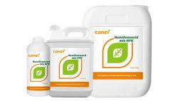 Гуминовых кислот водорослей извлечения и NPK органических удобрений