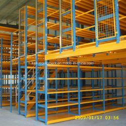 Entrepôt de stockage industriel Multi-Tier Rack en acier