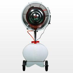 Centrífugas industriales humidificador de vapor de refrigeración ventilador exterior
