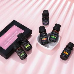 Árbol de Té de cuidado de la piel Aceite de lavanda 100% Puro Aceite Esencial de masaje aceite aromático