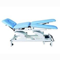 Kapitel-Behandlung-Tisch des Nadel-Messer-Chiropraktik-Bett-4 mit der Erhöhung