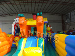 Castillo Inflable comercial inflables para niños juegos de interior