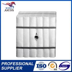 Fabricante profesional horno mufla buena densidad de los módulos de fibra cerámica
