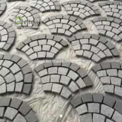 مختلطة رماديّة لون صوّان في جلمود حجارة على يعشّق لأنّ درب وممشى يرصف