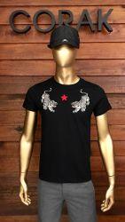 Plaine de coton T-shirts, des T-shirts d'impression personnalisée