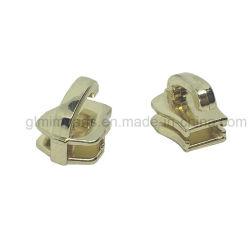 의복 금속 옷 외투 바지 복장 형식 금속 부속을%s 부속품에 의하여 닦는 Stailess 강철 지퍼