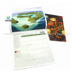 2019 Cusomize Printing Whole New Design Years Suspended Calendar