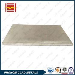 El acero de aleación de bronce Bi-Metal Strip Plate para el buje, Hoja de rodamiento