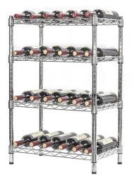 Les détenteurs de Rack Creative vin Home Bar Bouteille de vin de raisin wall stand Rack