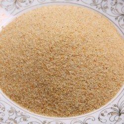 Shandong l'ail déshydraté granulés avec la racine en Chine (40-80)