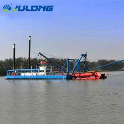 販売のための新しい浚渫装置の砂の浚渫機機械川の砂鉱山のカッターの吸引の浚渫船