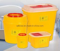 Containers van het Afval van de Spuit van het ziekenhuis de Scherpe Medische