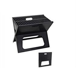 Портативный ноутбук складывания угольном гриле барбекю
