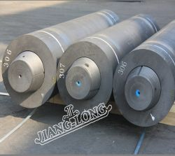 """Uph 300 (12') -600 (24"""") com os bocais de eléctrodos de grafite na produção de aço"""