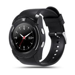 Новейшие бытовой электроники мобильного телефона аксессуары GSM Bluetooth Smart Watch V8