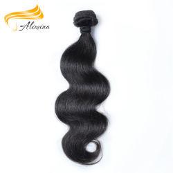Человеческого волоса с другой стороны в полной мере привязаны тела волна индийских Wefts волос