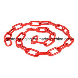La cadena de ancla de espárrago, el amarre de la cadena, berlina de la cadena de la Junta, la cadena de boya