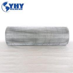 Rete metallica tessuta filtrazione industriale dell'olio dell'acqua del filtro a maglia 25