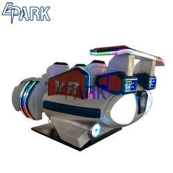 Navire spatial simulateur RV avec 6 DOF Plateforme du système électrique et 6 sièges de luxe à profiter de l'expérience passionnante