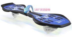 Zwei-Rad Roller-Drache-Wellen-Vorstand-Skateboard