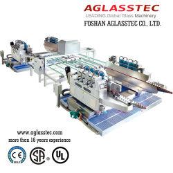 Gerade Linie Glas Bleistift Eckenschneider Verarbeitungsmaschine für Solar-Glas Glas Für Haushaltsgeräte