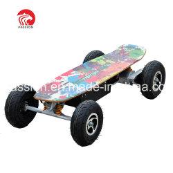 CE-goedgekeurd hoogwaardig 800W Electro Skateboard met afstandsbediening