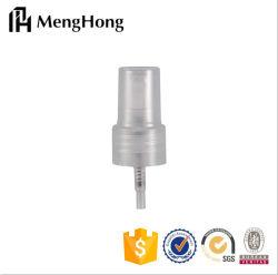 De plástico personalizada niebla fina pulverización de la bomba y bomba de pulverización manual en cualquier color dosificación 0,14ml Uso en Contenedor de perfume