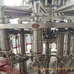 Linea di produzione minerale della pianta acquatica macchina imballatrice di contrassegno di coperchiamento di riempimento di lavaggio delle bottiglie di 5L 10L