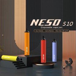 多彩な自我のペン様式800/1000/2000/50000puffs Neso S10使い捨て可能なEのタバコ中国Factroy