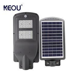 Ip66 40 Watt Aluminium Gegoten Shell Outdoor Garden Lamp Ip65 40w All In One Integrated Solar Street Light