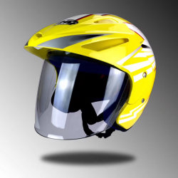 Half-Face шлем, мотоцикла&инвалидных колясках шлем, моды Style с различными цветовыми